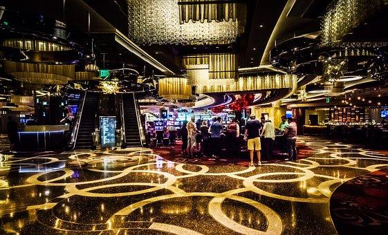 Vegas, Casino, Gambler, Poker