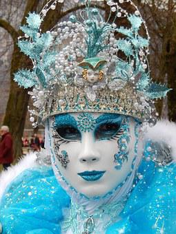Carnival Annecy, Mask, Disguise