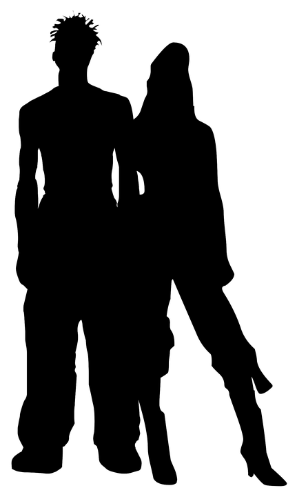 couple silhouette love free image on pixabay