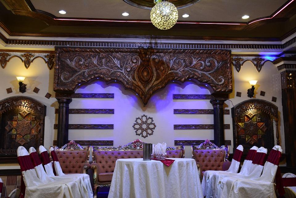 Wedding Hall Decoration · Free photo on Pixabay