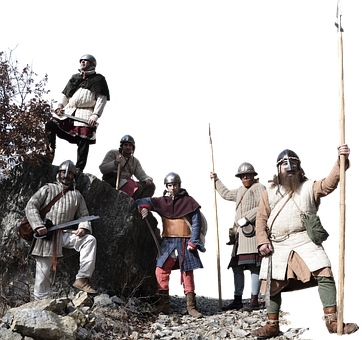 Middle Ages, Soldiers, Army, Feudal