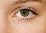 eye, green, girl