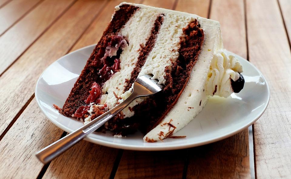 Torta, Torta Alla Crema, Crema, Delizioso, Piatto Dolce