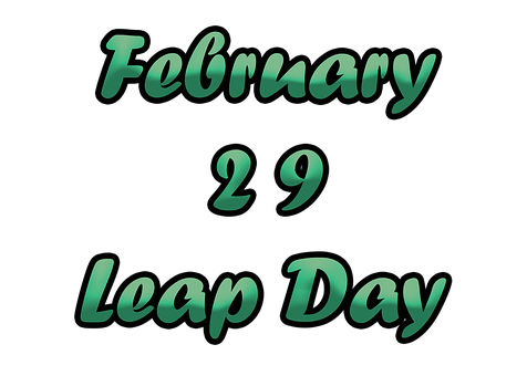 February 29, Leap Day, Leap Year