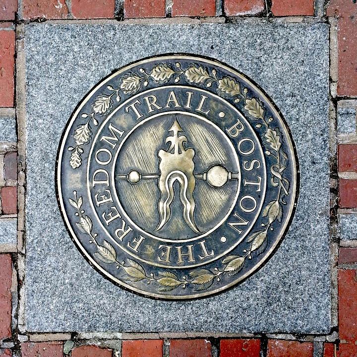 Freedom Trail, Historic, Landmark, Boston