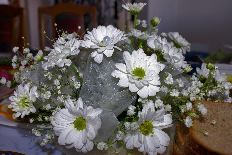 Weiße Blumen Blumenstrauß · Kostenloses Foto auf Pixabay