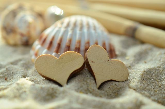 Sand Heart Wood 183 Free Photo On Pixabay