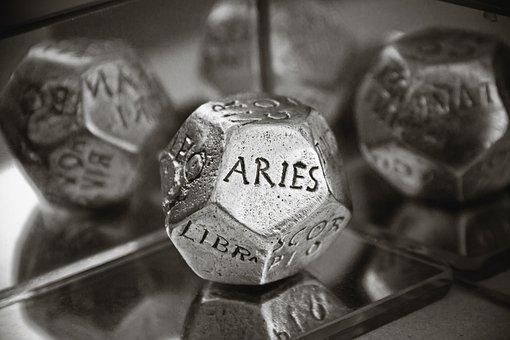 Concept Astrology Aries Universe Magic Sur
