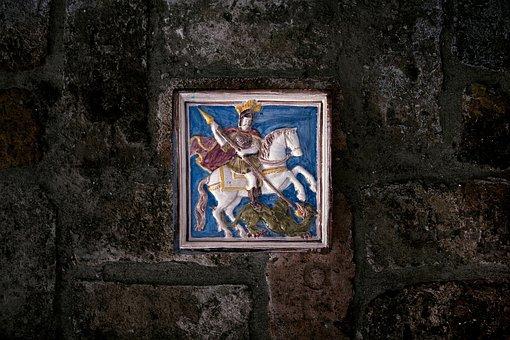 Slayer Weihnachtsbeleuchtung.100 Kostenlose St Georg Und St George Bilder Pixabay