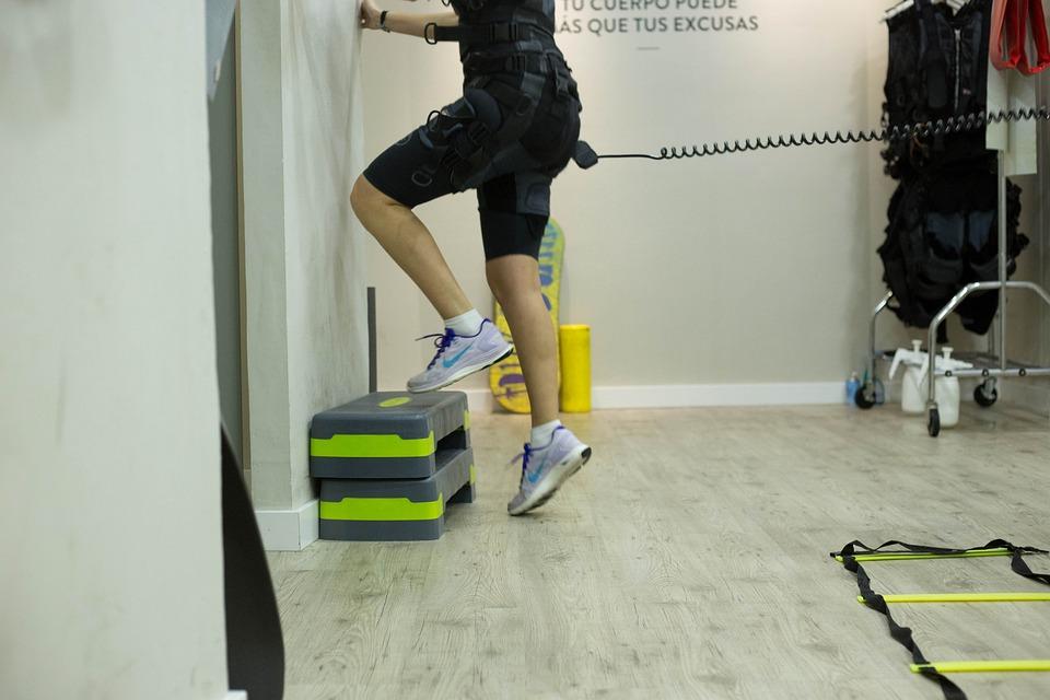 Elektrostimulatie, Sport, Groeten, Wellness, Schoonheid