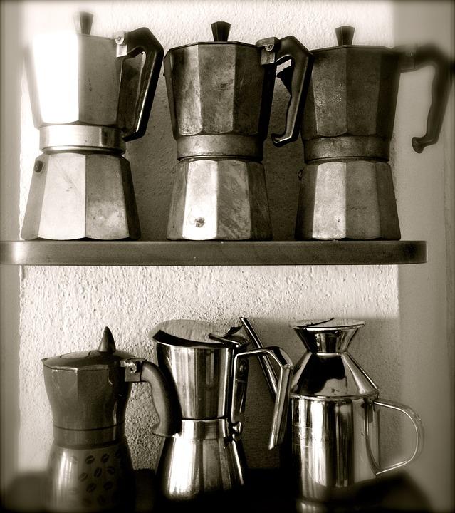 Vollkaffeeautomat