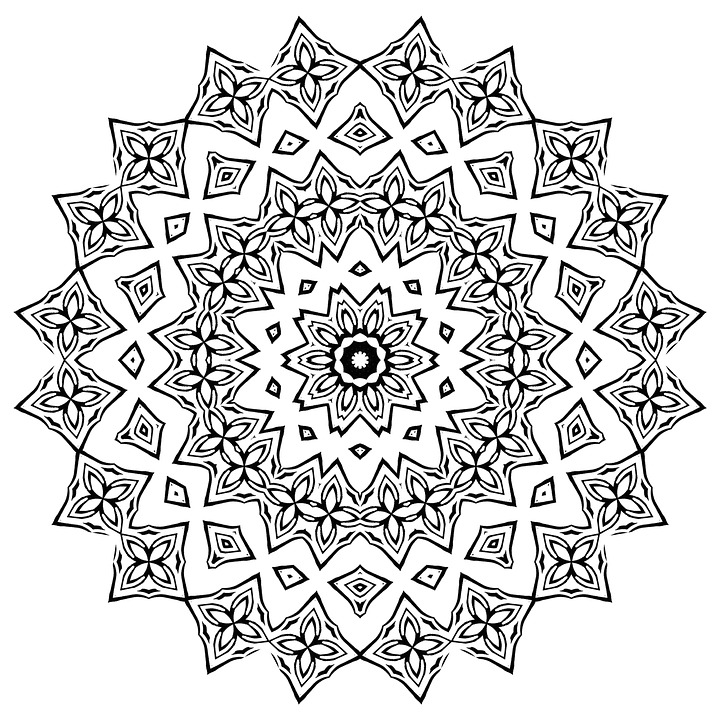 Mandala Adult Coloring Color · Free image on Pixabay