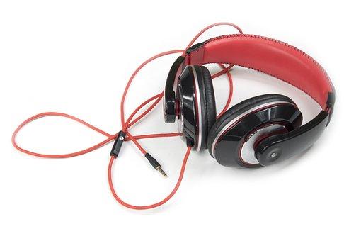 Headphones, Music, Listening