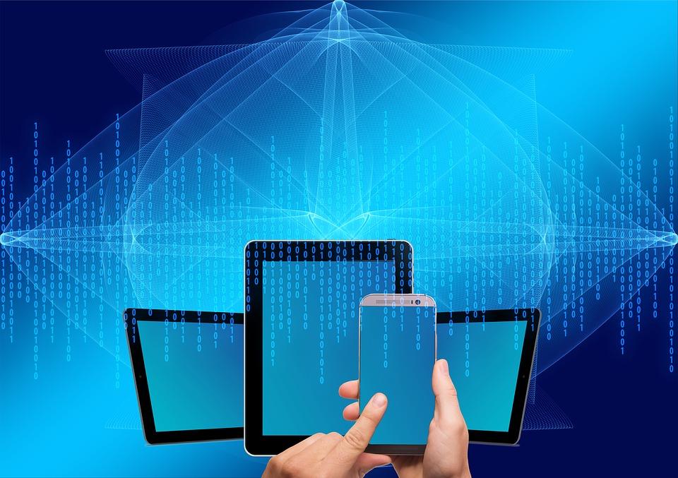 Computer, Smartphone, Online, Digital, Data, Mobile