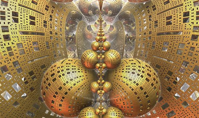 Fractal Complexity Render · Free image on Pixabay