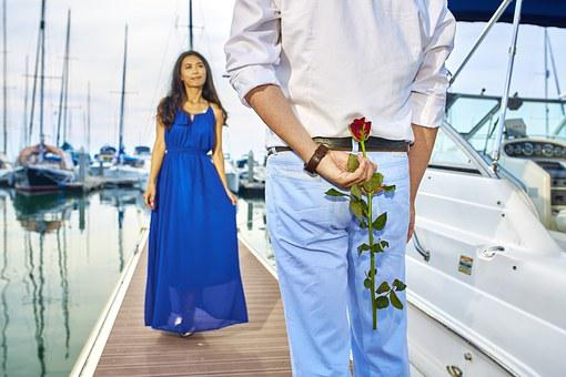 Is It Okay To Date A Younger Man? Married Couple Romantic Couple Engagement