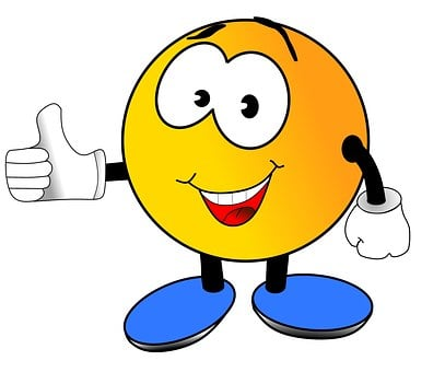 Image result for thumbs up cartoon