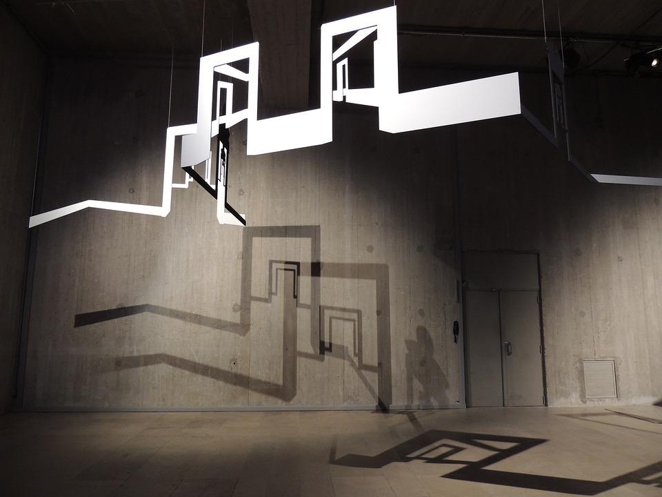 무료 사진 설치 미술 그림자 루브르 박물관 화이트 블랙 빛 Pixabay의 무료 이미지