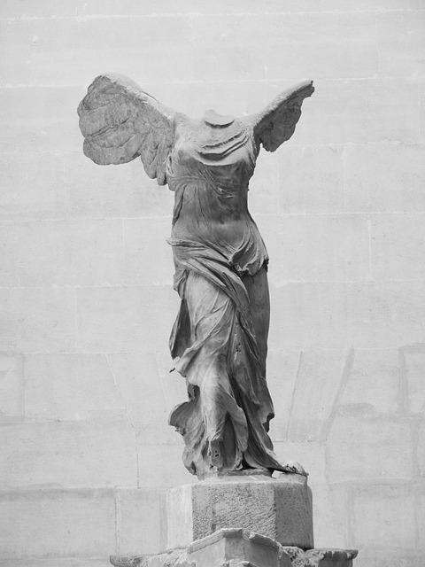 Victoire De Samothrace 183 Photo Gratuite Sur Pixabay