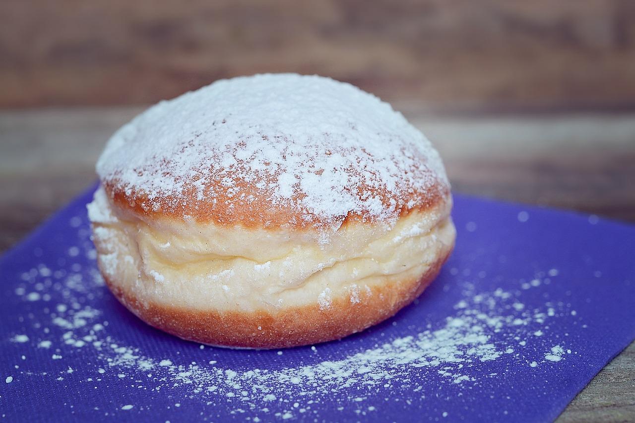 Пончики из творога рецепт из жидкого теста