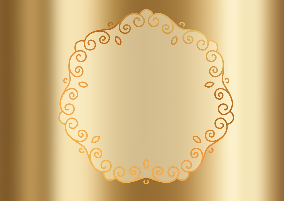 Gold Template Designs