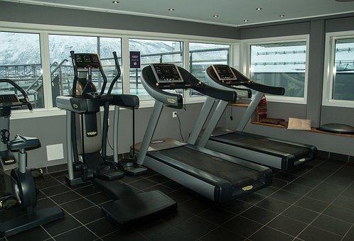 Sport, Salle De Sport, Musculation