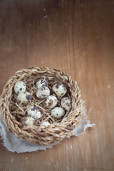 kleine eieren