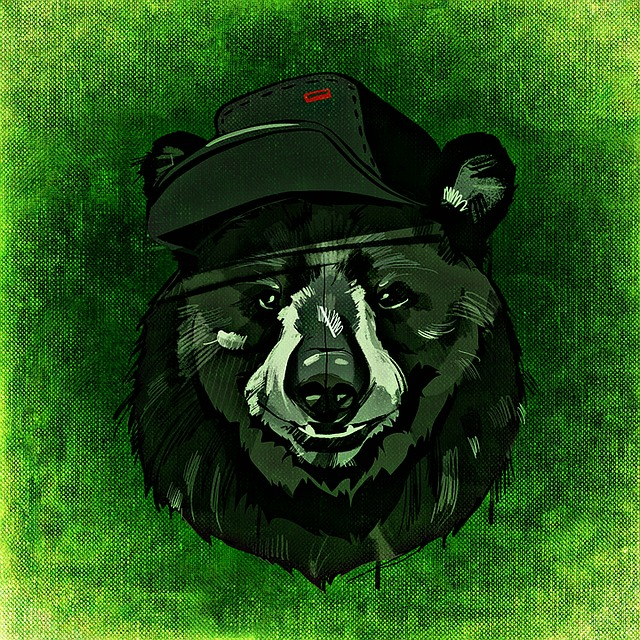 Bear Cool Abstract · Free image on Pixabay