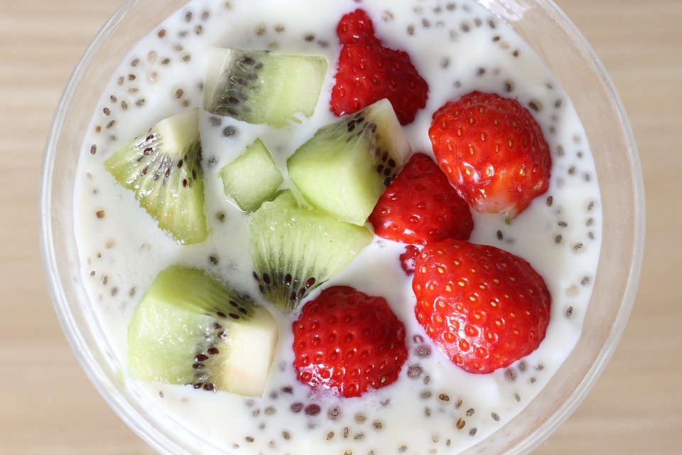 what to eat to have a beautiful baby