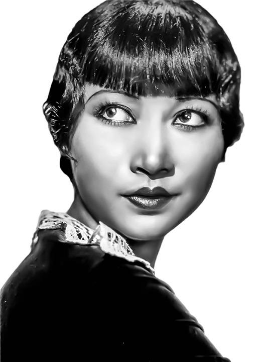 アンナ ・ メイ ウォン ビンテー...