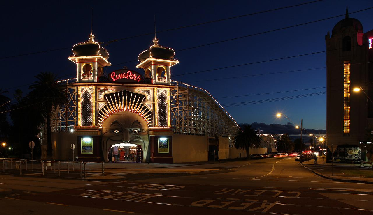 Location Photography Class with Roberto Valenzuela CreativeLive Luna park pictures melbourne