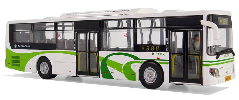 Model Buses, Daewoo Sxc, Collect, Hobby