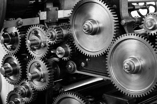 gear, cogs, machine, machinery, mechanic