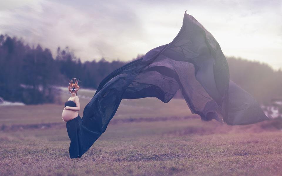 e09d5c6ce Embarazada Retrato Al Aire Libre - Foto gratis en Pixabay