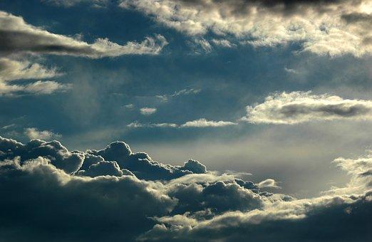 Wolken, Donner, Wetter, Natur, Sturm