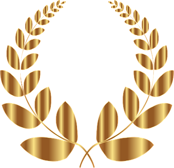 Laurel Wreath Conquest Triumph Victor