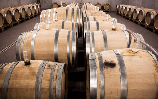 Wine, Barrel, Wine Barrel, Barrels