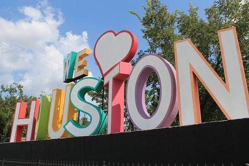 Houston, We Love Houston, Art