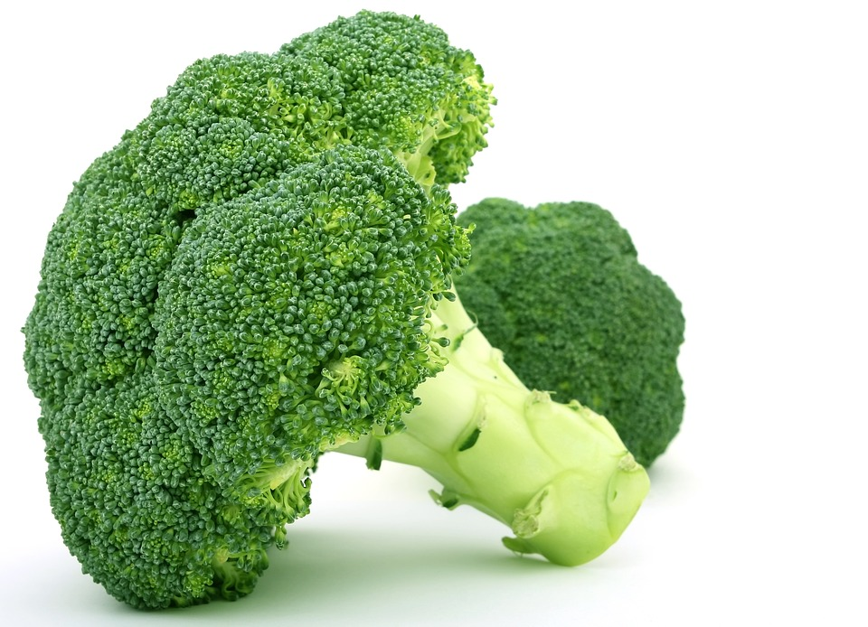 Broccolo, Vegetale, Dieta, Cibo, Fresco, Verde