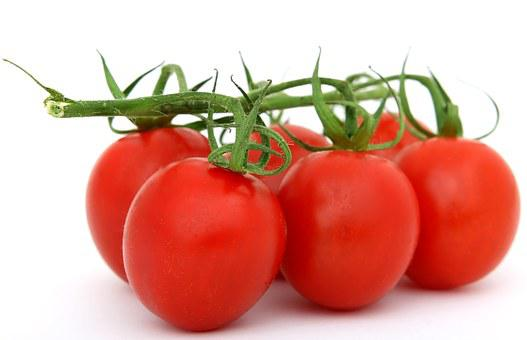 Tomatoes, Vegetables, Red, Ripe, Raw