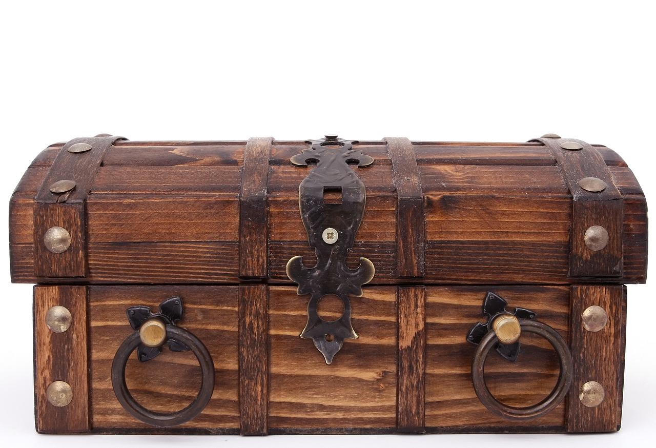 Miroslavljevo jevanđelje kovčeg