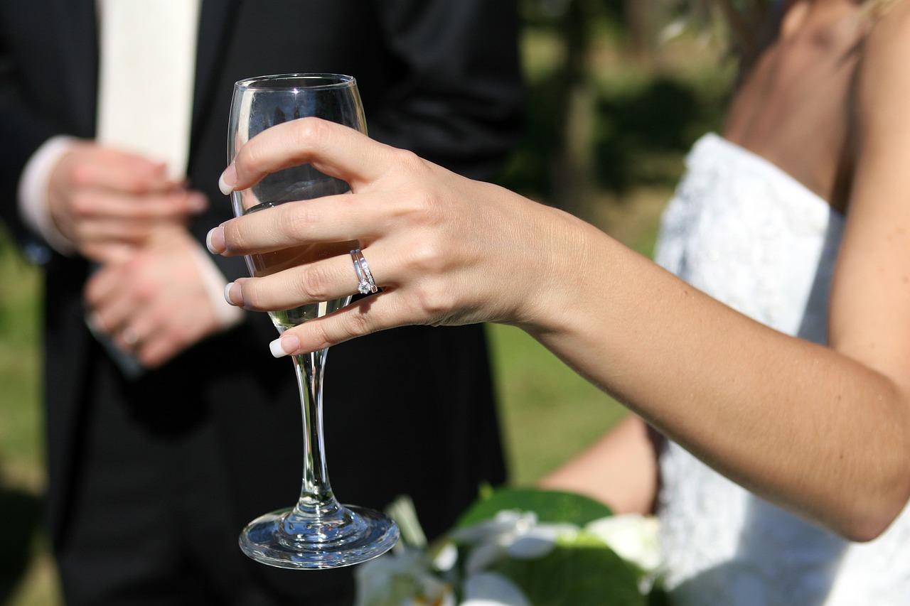 Напитки на свадьбе: советы и рекомендации!
