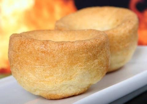 Buns, Baked, Barbecue, Barbeque, Batter