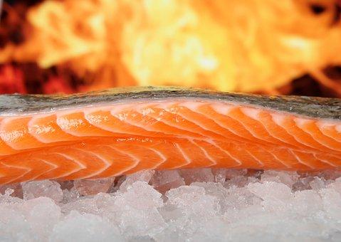 Finnish food - Salmon