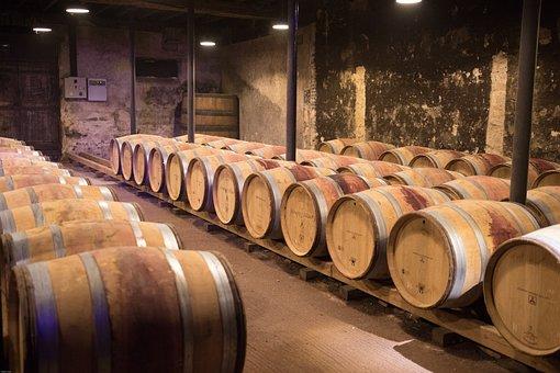 ワイン, ボジョレー, セラー, ワイン樽, ケラー, 木の樽, 在庫あり