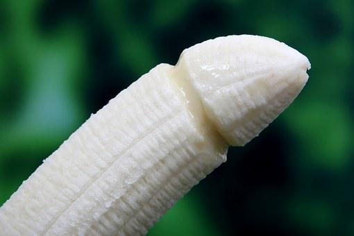 Banana, Breakfast, Colorful, Condom