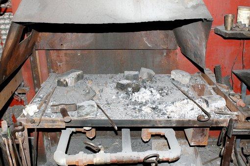 cenizas para el cemento siderúrgico