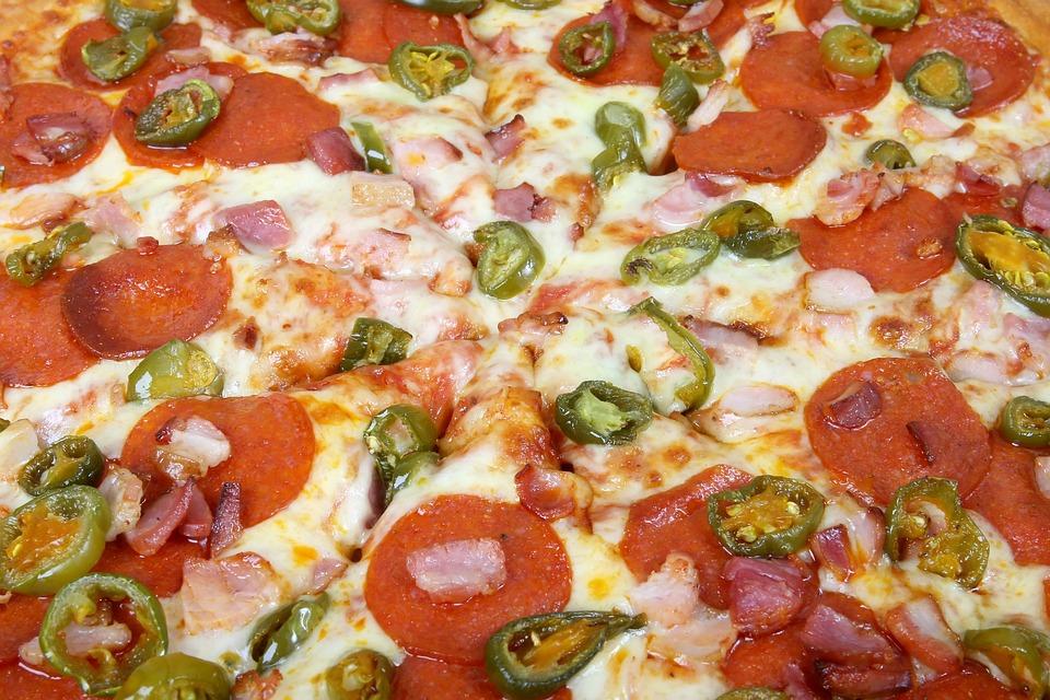 Pizza, Italiano, Cibo, Appetito, Cotto, Calorie