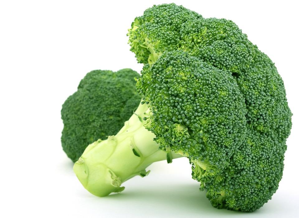 Брокколи, Питание, Зеленый, Здоровый, Лист, Природных