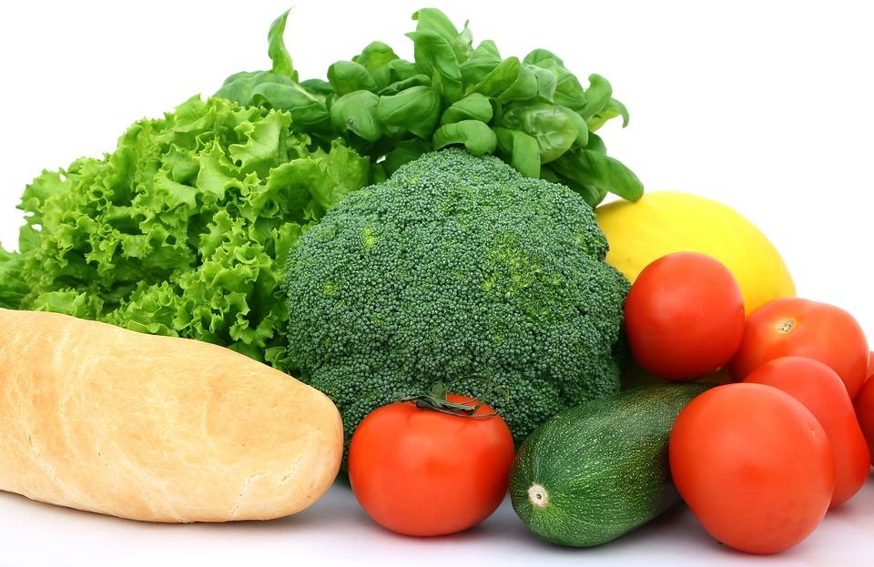 Broccolo, Cibo, Fresco, Verde, Sano, Foglia, Lattuga
